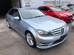 2013 Mercedez Benz C-Class C 250 Sport Sedan 4D