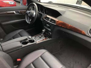 2013 Mercedez Benz C-Class C 250 Sport Sedan 4D Interior 01