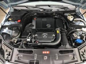 2013 Mercedez Benz C-Class C 250 Sport Sedan 4D Motor